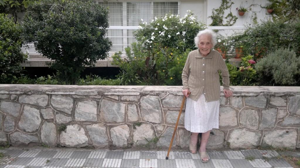 Valeria Cis abuela Cate 5