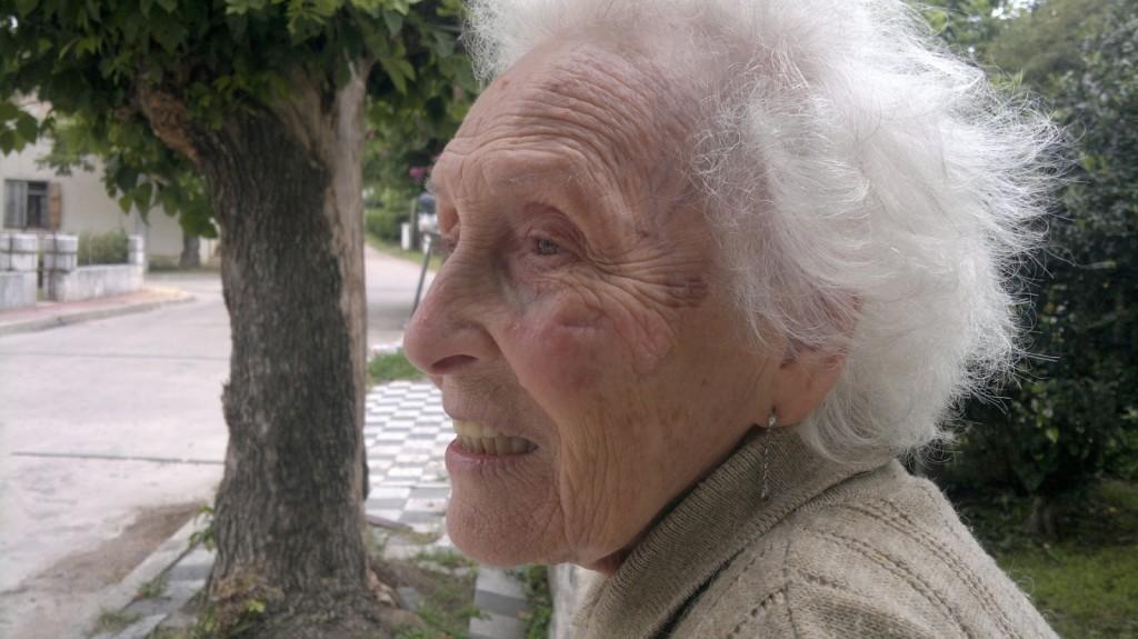 Valeria Cis abuela Cate 6