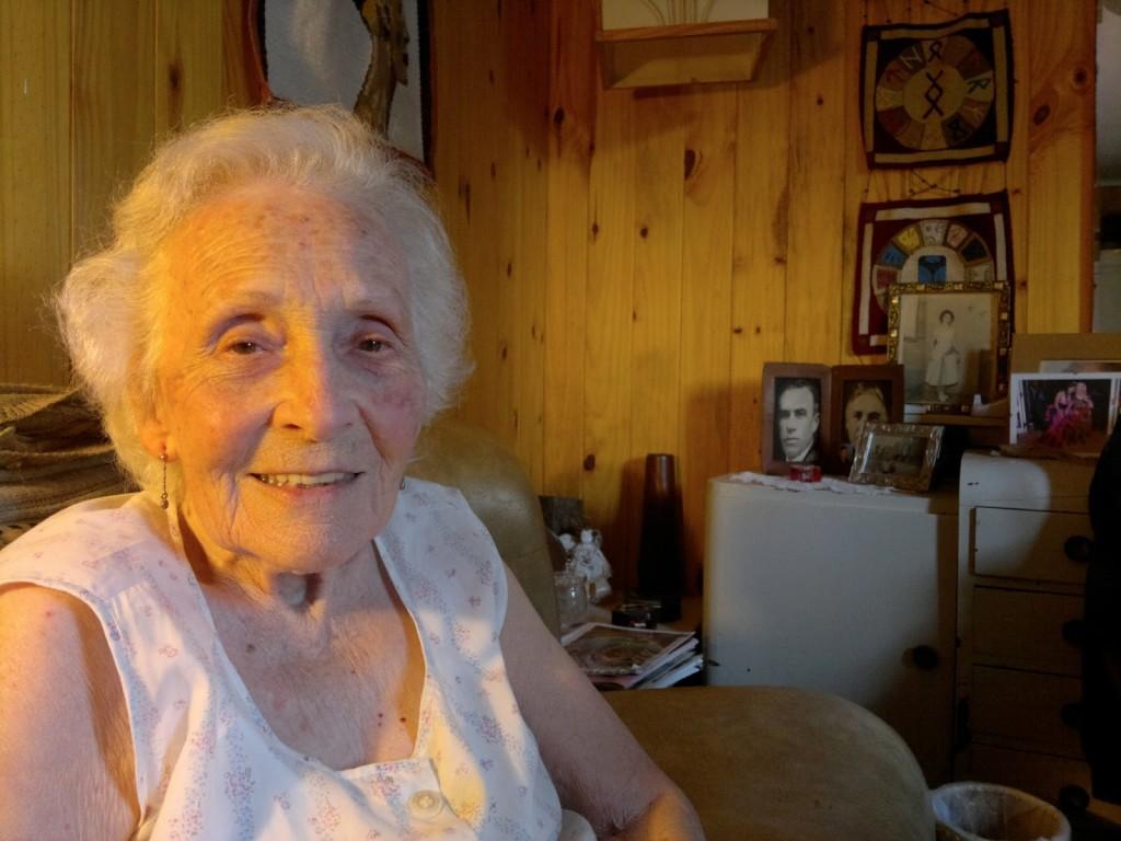 Valeria Cis abuela Cate 7
